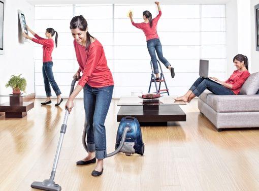 Limpieza Profunda de la Casa para la Navidad
