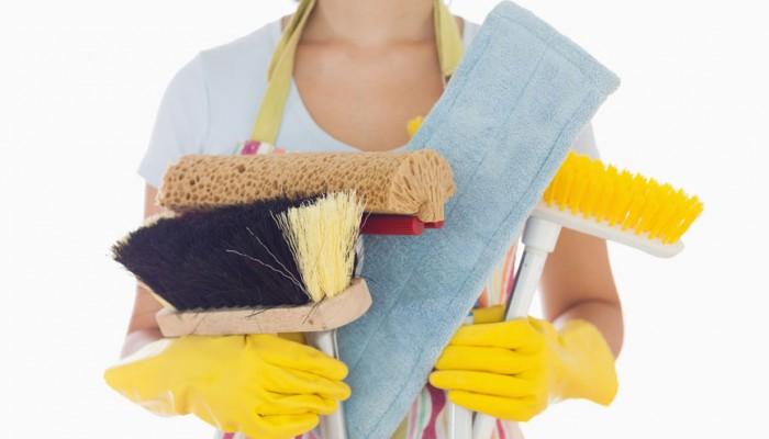 7 cosas en las que debes pensar antes de limpiar una casa para venta o alquiler