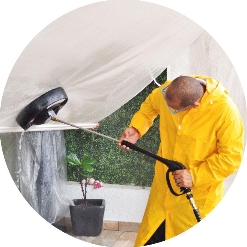Servicios profesionales de limpieza en Santo Domingo y todo R.D.